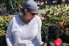 Allocation pour chien-guide: l'appel à l'aide d'une Pointelière
