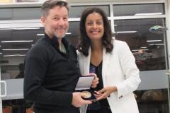 Acte de bravoure récompensé à la polyvalente Saint-Henri à Montréal