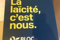 Du vandalisme électoral dans le Grand Sud-Ouest de Montréal