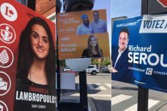 La dernière semaine de la campagne électorale à Saint-Laurent, en bref