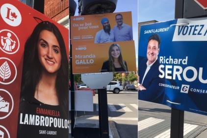 Élections fédérales: l'historique et les enjeux de Saint-Laurent
