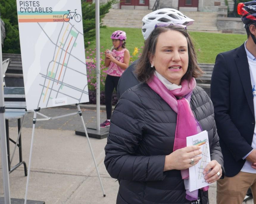 Ahuntsic-Cartierville: ajout de plus 7 km de pistes cyclables dès 2020