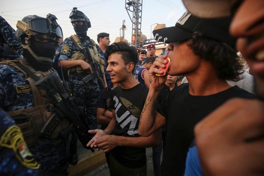 Irak: l'armée admet un «usage excessif» de la force