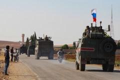 Syrie: arrivée de l'armée russe après un accord avec la Turquie