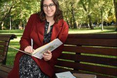 Géraldine Saucier partage sa poésie