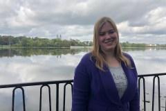 Catherine Lefebvre: jeune conservatrice
