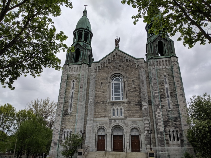 L'église des Saints-Anges de Lachine: chef-d'œuvre historique