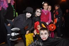 Halloween sur la rue Notre-Dame, à Lachine