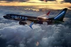 United Airlines embarque ses passagers à bord d'un avion aux couleurs de «Star Wars»