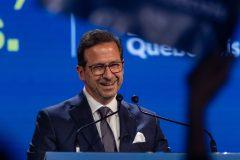 Caucus du Bloc: Yves-François Blanchet promet de faire la politique autrement