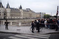 France: agression à la préfecture de police de Paris, quatre policiers tués