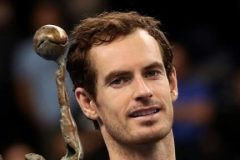 Andy Murray fait partie de l'équipe britannique pour la Coupe Davis
