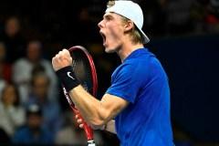 Denis Shapovalov disputera sa première finale en carrière, à Stockholm