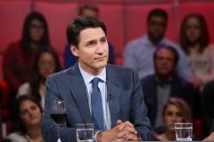 Justin Trudeau vante son bilan