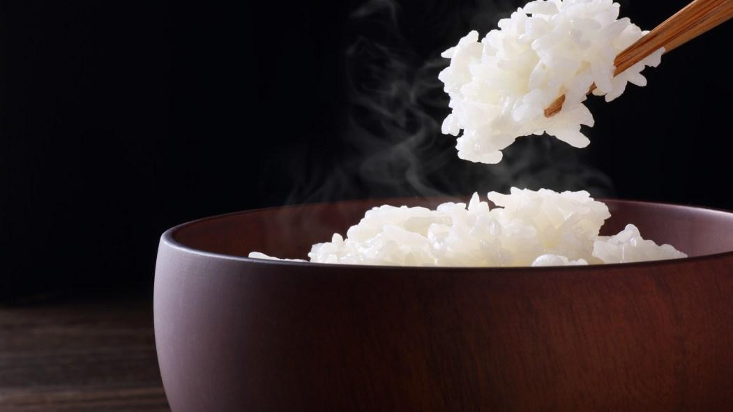 Du riz au menu