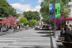 Mise à jour sur la modernisation du village Dorval