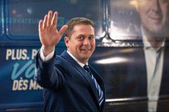 Andrew Scheer démissionne de la chefferie du Parti conservateur