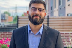 Arash Torbati, candidat du PPC pour Dorval-Lachine-LaSalle