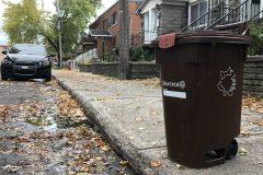 Compostage: des bacs bruns à l'échelle du Québec d'ici 2025