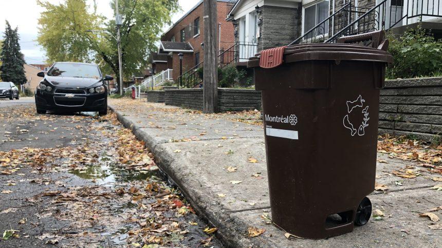 Les Nord-Montréalais récupèrent deux fois plus de matières organiques