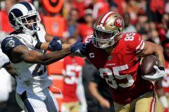 Les 49ers restent invaincus grâce à une victoire de 20-7 contre les Rams