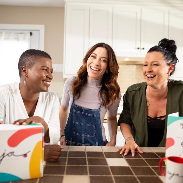 Cajou, la cuisine ludique en famille