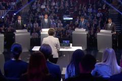 Les conservateurs dépassent les libéraux après le débat en anglais, selon un sondage