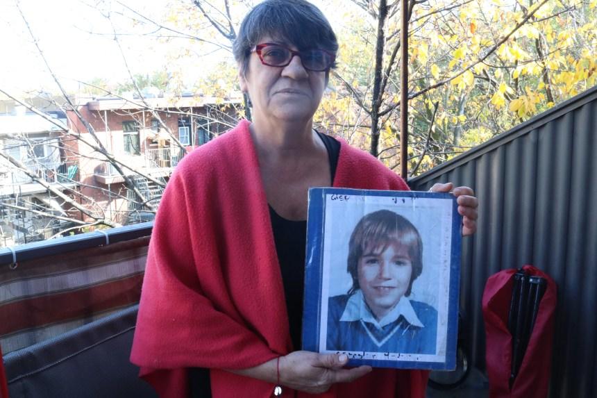 35 ans après la disparition de son fils, elle se bat toujours