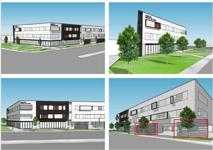 Une imposante clinique médicale prévue à Montréal-Nord