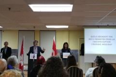 Honoré-Mercier : Quelles sont les priorités des candidats?