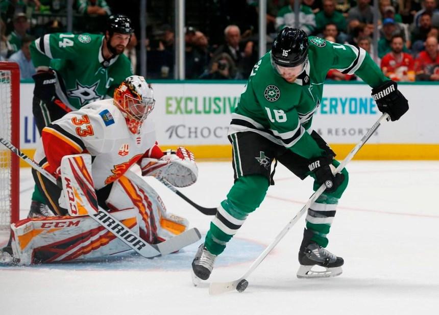 Gaudreau marque en fusillade pour conduire les Flames vers une victoire de 3-2