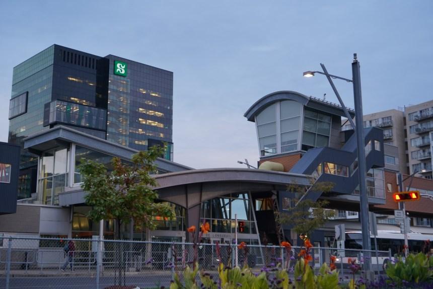 Longueuil: la STM profitera du chantier de Devimco pour rendre le métro plus accessible