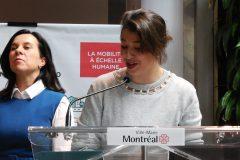 Ville-Marie: Valérie Plante entend laisser moins de place aux voitures