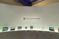 Microsoft Surface: aperçu des tablettes, téléphone et autres ordinateurs futuristes