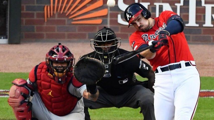 Les Braves enverront Adam Duvall pour la 1re fois de la série face aux Cards