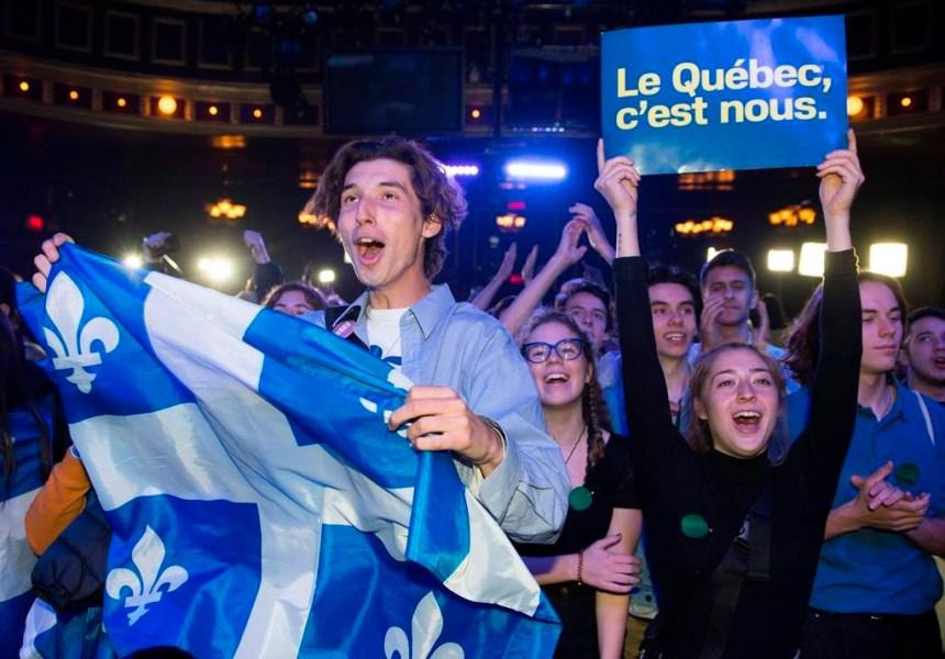 Le chef du Bloc québécois a été élu