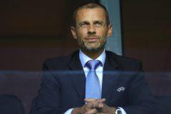 Le président de l'UEFA veut intensifier la «guerre contre les racistes»