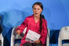 Le DJ Fatboy Slim rend hommage à Greta Thunberg