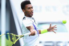 Tennis à Vienne: retrait d'Auger-Aliassime et défaite de Shapovalov au 1er tour