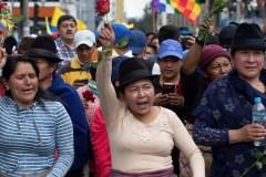 Le combat des indigènes équatoriens