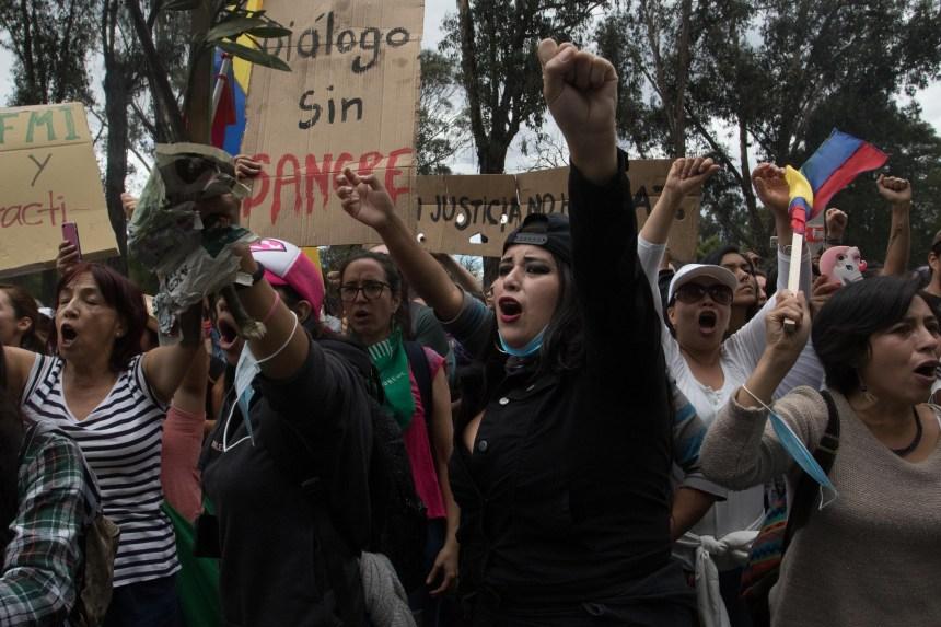 Crise en Équateur: début du dialogue gouvernement-indigènes