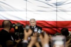 Les conservateurs en tête des élections législatives en Pologne