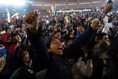 Crise en Équateur: retour des carburants aux anciens prix