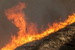 Californie: progression des pompiers malgré des vents violents qui attisent les incendies