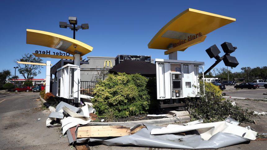 Burgers végétariens: McDonald's paie cher son retard
