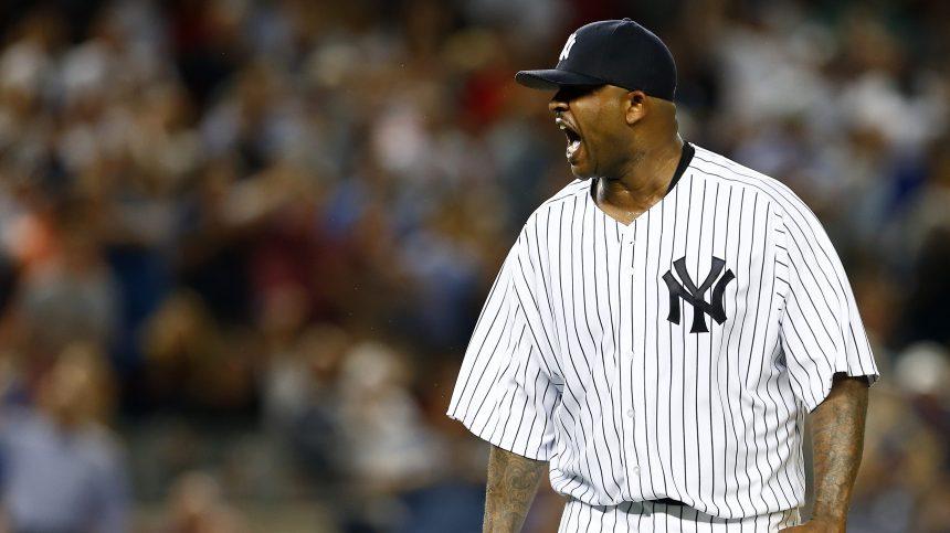 L'épaule de Sabathia guérit et il pourrait réintégrer la formation des Yankees