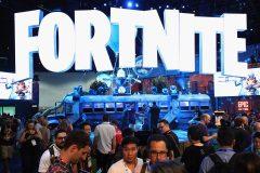 Après 40h de sommeil, le jeu vidéo Fortnite de retour