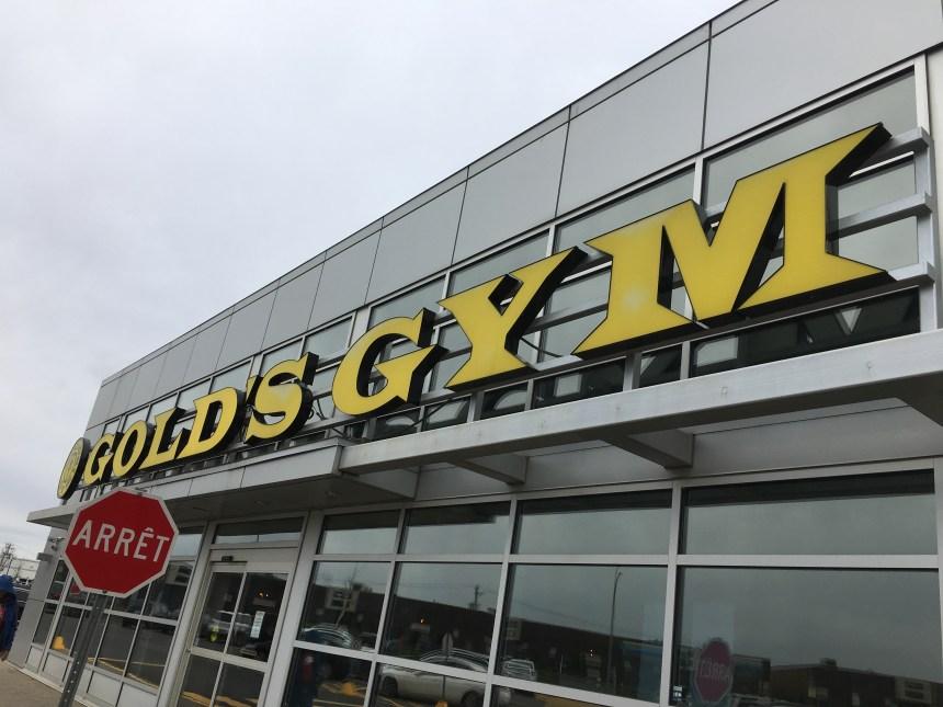 Des amendes pour Gold's Gym