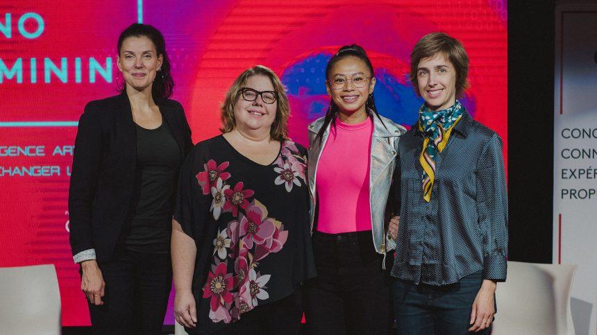 Techno au Féminin: les femmes pour changer le monde
