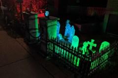 Les décorations d'Halloween des lecteurs du Métro
